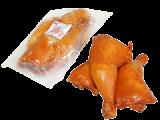 Окорочка цыплят-бройлеров варено-копченые